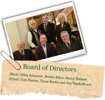 DeLano Foundation Board of Directors
