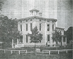 The DeLano House - Downtown Allegan